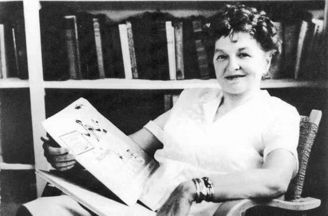 Сама досконалість або Памела Треверс і її Мері Поппінс