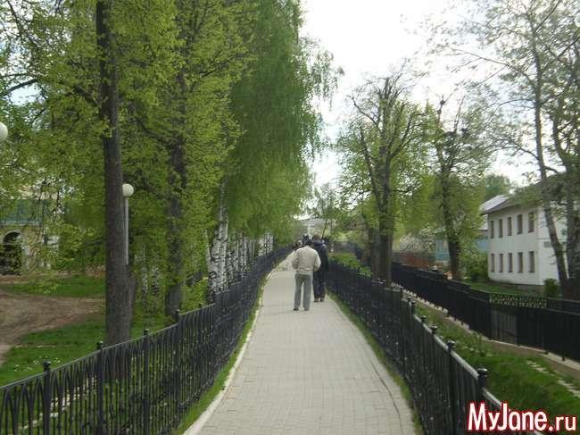 Чарівна поїздка в Дівєєво