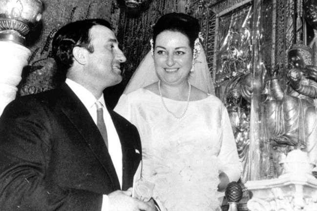 Монсеррат Кабальє: «Я думала, що ніколи не вийду заміж»