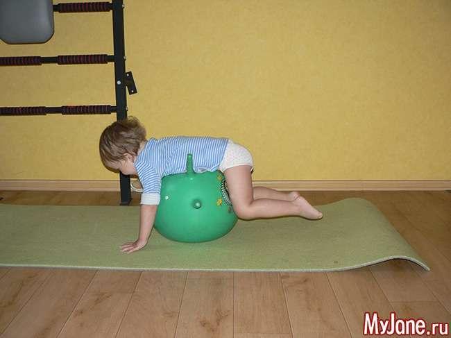 Знайомтеся: бебі-йога