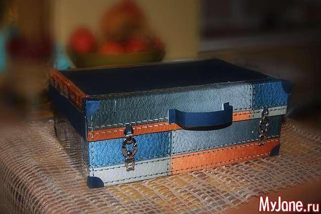 Зручний «валізу» для рукавичок