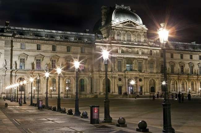 Осінь в Парижі