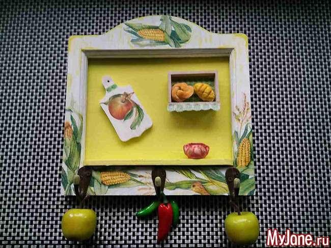 Кухонні вішалка