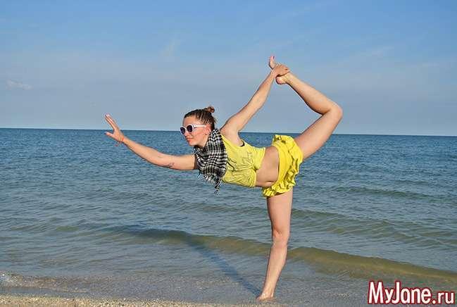 Йога для бігунів