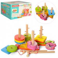 Картинки по запросу Дерев'яні розвиваючи іграшки тотоша