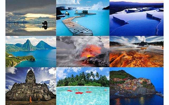 Найдивовижніші місця світу.