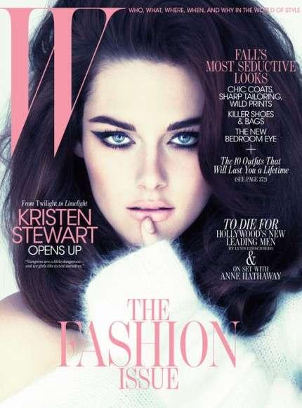 Крістен Стюарт для W Magazine.