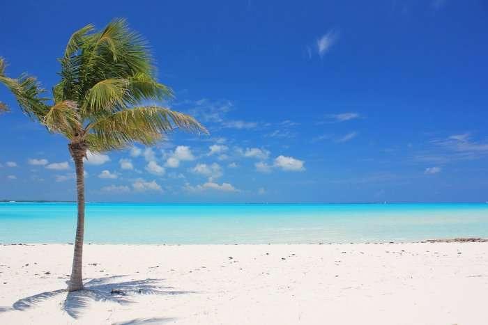 Райські пляжі Багамських островів.