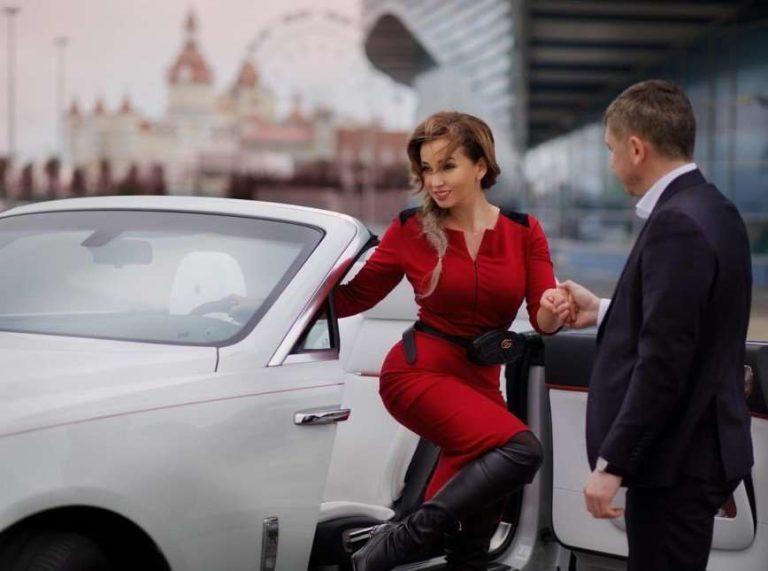 Анфіса Чехова визначає характер чоловіка по його машині.